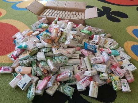 Zakończenie akcji ''Podaj mydło''